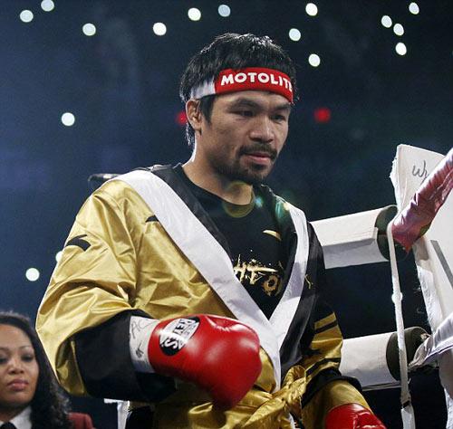 Pacquiao–Vargas: Giành đai, hẹn tái đấu Mayweather - 2