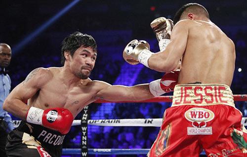 Pacquiao–Vargas: Giành đai, hẹn tái đấu Mayweather - 3