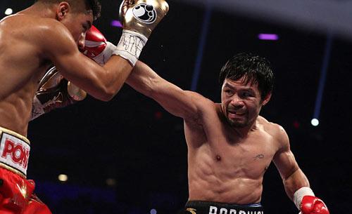 Pacquiao–Vargas: Giành đai, hẹn tái đấu Mayweather - 5