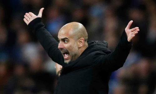 Man City mất ngôi đầu: Pep Guardiola đang bối rối - 2