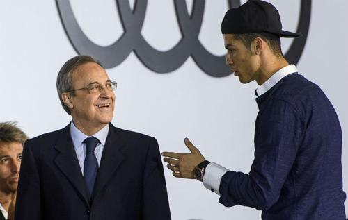 Giữ Ronaldo tới năm 36 tuổi, Real có hối hận? - 1