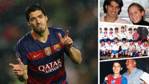 SAO bóng đá & quá khứ dữ dội: Suarez từ chân đất vươn tầm siêu sao (P4) - 2