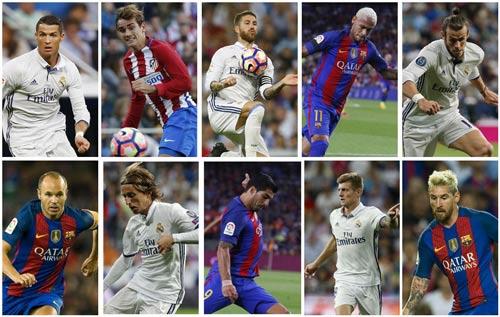 """Ronaldo, Messi và Neymar tranh giải thưởng """"như trò hề"""" - 2"""