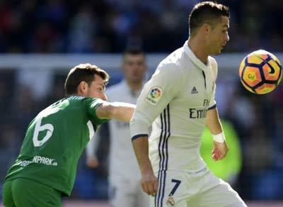 TRỰC TIẾP Real Madrid - Leganes: Dập tắt hy vọng (KT) - 5