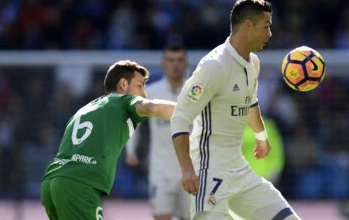 "Real Madrid - Leganes: Khi Gareth Bale làm ""sát thủ"" - 1"