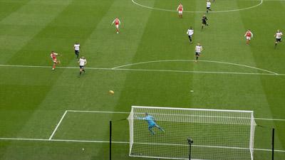Chi tiết Arsenal - Tottenham: Cột dọc cứu chủ nhà (KT) - 5