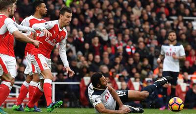 Chi tiết Arsenal - Tottenham: Cột dọc cứu chủ nhà (KT) - 8