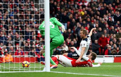 Chi tiết Arsenal - Tottenham: Cột dọc cứu chủ nhà (KT) - 11