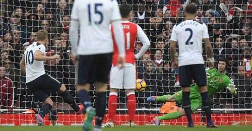 Arsenal - Tottenham: Hồi hộp phút chót - 2