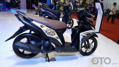 Yamaha Mio M3 mới giá 25 triệu đồng cho phái đẹp - 1