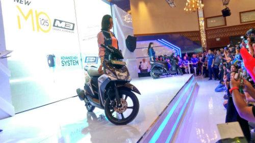Yamaha Mio M3 mới giá 25 triệu đồng cho phái đẹp - 2