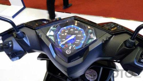 Yamaha Mio M3 mới giá 25 triệu đồng cho phái đẹp - 6