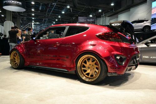 """Top 5 mẫu xe """"điên nhất"""" của Hyundai tại SEMA 2016 - 4"""