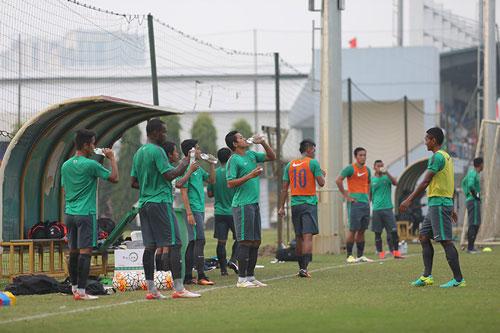 HLV Alfred Riedl bình luận về ĐT Việt Nam trước AFF Cup - 5