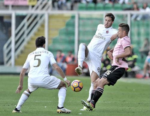 Palermo - Milan: Kết quả là trên hết - 1