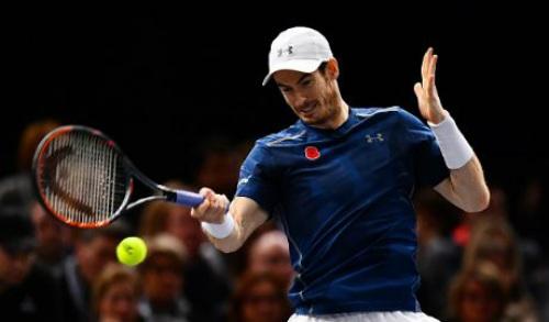Murray - Isner: Vượt ải giành vinh quang (CK Paris Masters) - 1