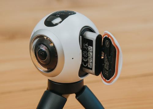 """Trải nghiệm """"mắt thần"""" quay phim, chụp ảnh 360 độ Gear 360 - 3"""