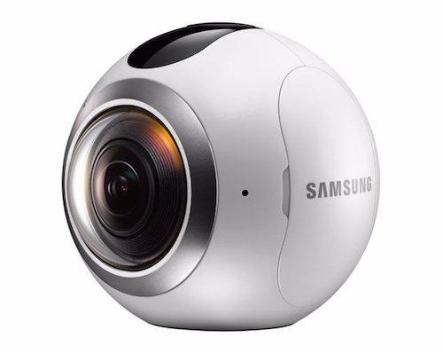 """Trải nghiệm """"mắt thần"""" quay phim, chụp ảnh 360 độ Gear 360 - 2"""