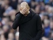 Bóng đá - Man City mất điểm phút chót, Pep lập kỷ lục buồn