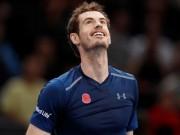 Thể thao - Murray lên ngôi số 1 thế giới: Đã hay còn gặp may