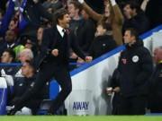 Bóng đá - Chelsea tuyệt đỉnh thăng hoa, Conte chưa mơ vô địch NHA