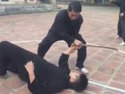 Phim - Hé lộ cảnh Công Lý đả võ điêu luyện trong phim hài Tết