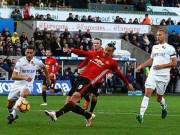 Bóng đá - Swansea – MU: Giải hạn bằng tuyệt tác