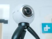 """Công nghệ thông tin - Trải nghiệm """"mắt thần"""" quay phim, chụp ảnh 360 độ Gear 360"""