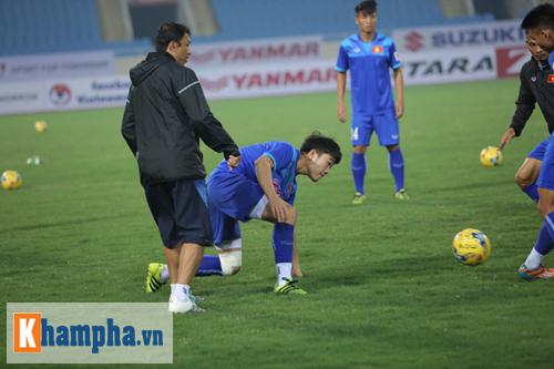 ĐT Việt Nam: Xuân Trường nói về giấc mơ vô địch AFF Cup - 3