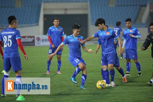 ĐT Việt Nam: Xuân Trường nói về giấc mơ vô địch AFF Cup - 9