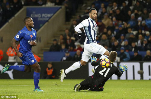 Leicester City - West Brom: Trả giá vì sai lầm - 1