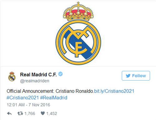 Real Madrid: Ronaldo hợp đồng mới, phong độ cũ - 4