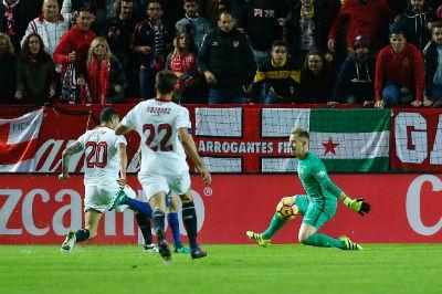 Chi tiết Sevilla - Barcelona: Nỗ lực vô vọng (KT) - 3