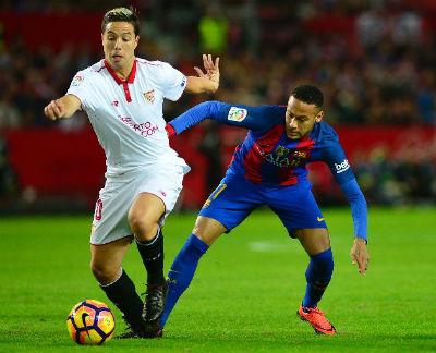 Chi tiết Sevilla - Barcelona: Nỗ lực vô vọng (KT) - 6