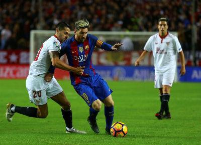 Chi tiết Sevilla - Barcelona: Nỗ lực vô vọng (KT) - 4
