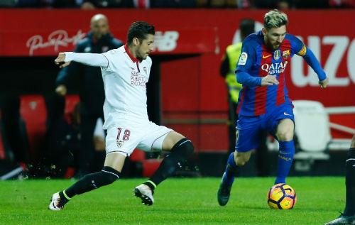 Sevilla - Barcelona: Người hùng quen thuộc - 1