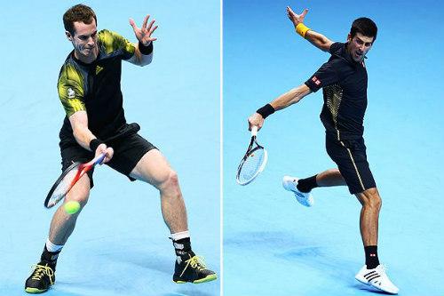Lần đầu vô địch Paris Masters, Murray lo sớm mất ngôi số 1 - 2
