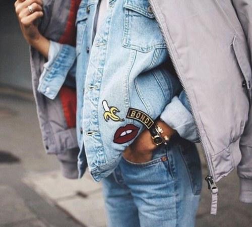 Tiết lộ lý do nàng đều mê mẩn áo khoác jeans thêu - 4