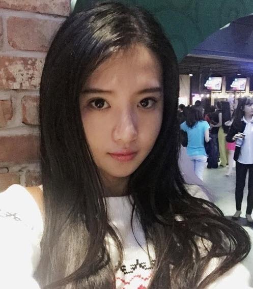 Hot girl Cần Thơ được báo Trung ví như Lưu Diệc Phi - 2