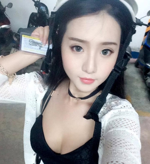 Hot girl Cần Thơ được báo Trung ví như Lưu Diệc Phi - 5