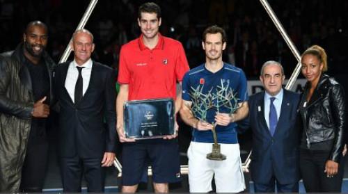 Tennis 24/7: Ngôi số 1 TG không quan trọng nhất với Murray - 1