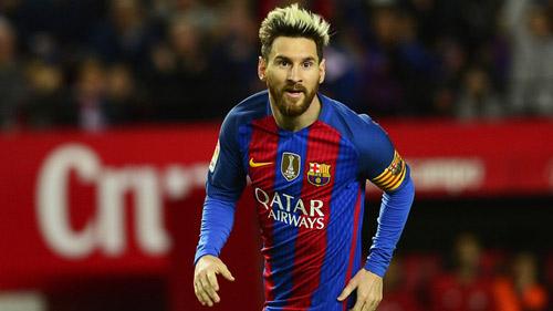 Barca: Messi cán mốc 500 bàn, xứng đoạt mọi QBV - 1