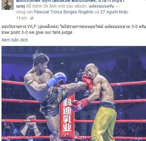 """Báo Thái, Trung Quốc: Yilong thắng """"bẩn"""", Buakaw bị """"dính đòn"""" - 7"""