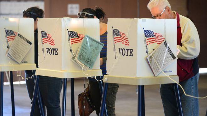 Hai ngày trước bầu cử Mỹ: Tỉ lệ ủng hộ bà Clinton giảm - 2