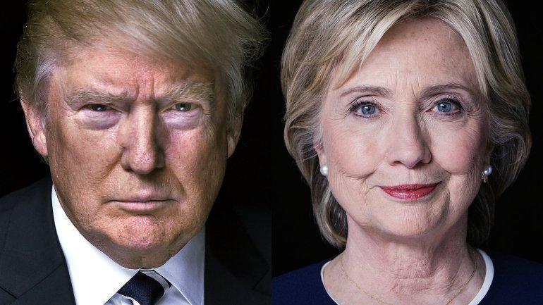 Hai ngày trước bầu cử Mỹ: Tỉ lệ ủng hộ bà Clinton giảm - 1