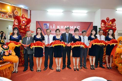 Ấn tượng hội chợ Quốc tế Trang sức Việt Nam 2016 - 2