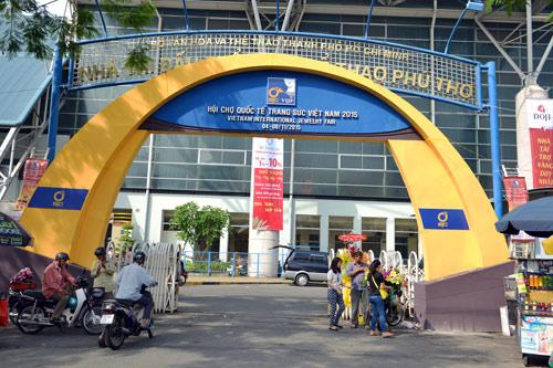 Ấn tượng hội chợ Quốc tế Trang sức Việt Nam 2016 - 1
