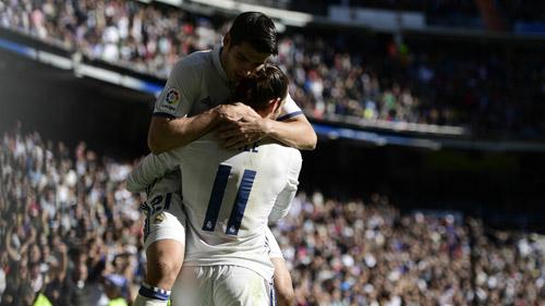 Tiêu điểm vòng 11 La Liga: Khác biệt Bale – Morata - 1