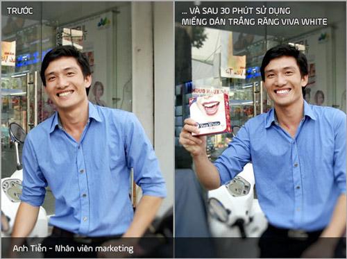 Tiết lộ bí quyết thành công nhờ vào nụ cười trắng sáng - 3