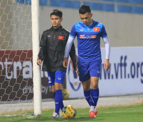 Sau Tuấn Anh, thêm Ngô Hoàng Thịnh lỡ trận gặp Indonesia - 1
